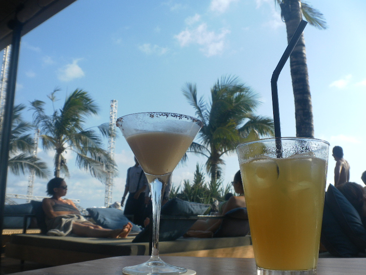 Alcohol in Bali