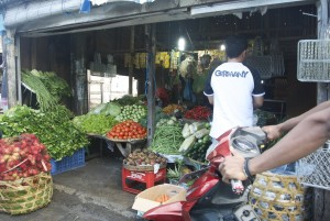 Bali Fruit and Vegetables