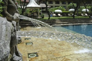 Balinese Water Feature
