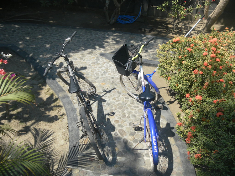 Bike Riding On Gili Trawangan