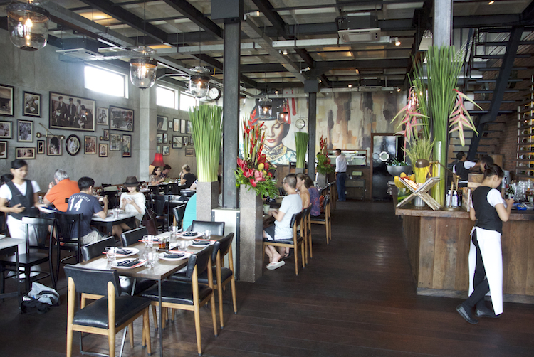 Restaurants in Seminyak