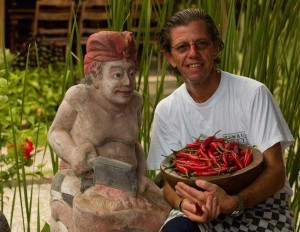 Balinese Food: An Interview With Chef Heinz Von Holzen