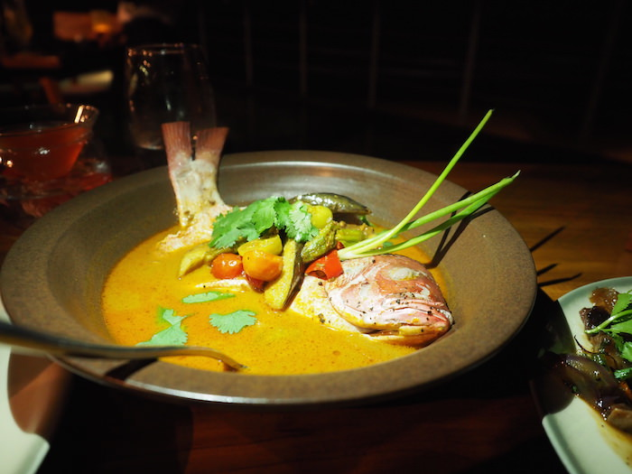 Snapper Curry from MoonLite