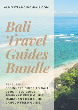 Bali Travel Guides Bundle