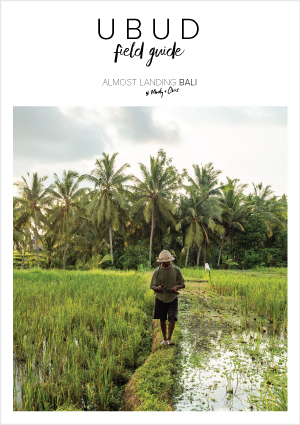 Ubud Field Guide