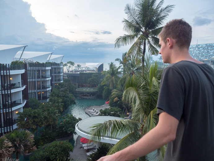 Our Stay At Le Meridien Jimbaran
