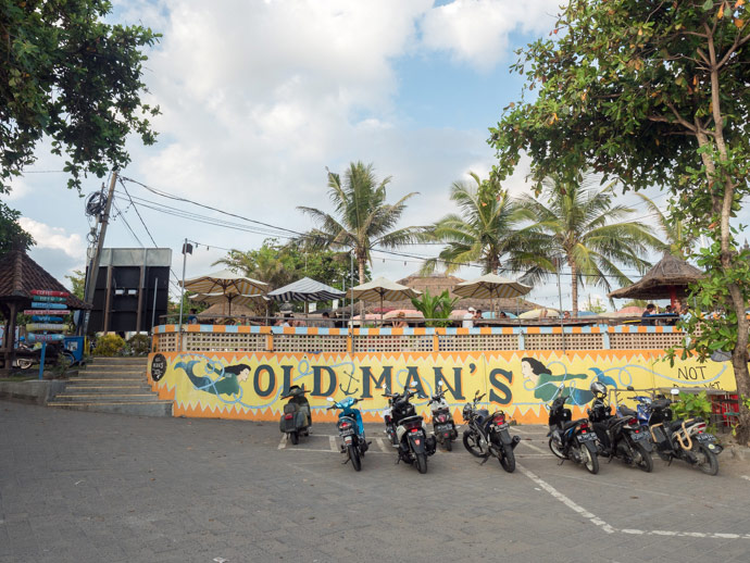 Old Man's Canggu