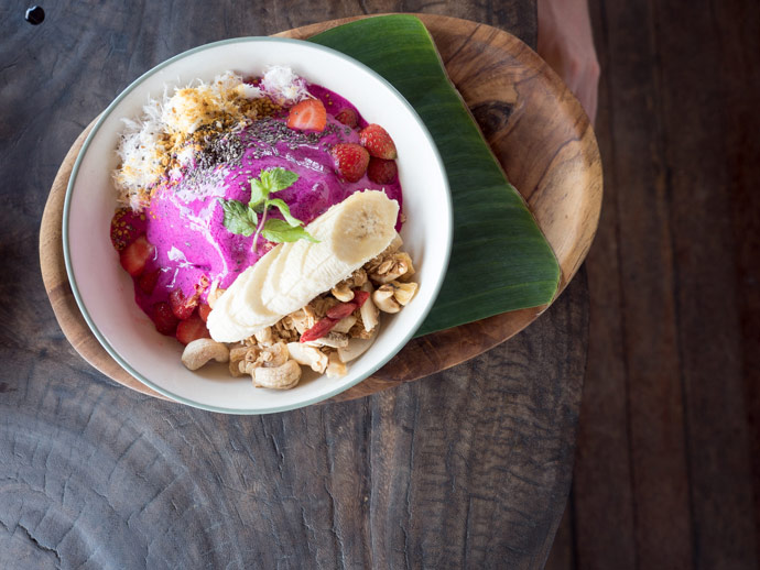 Where To Find The Best Smoothie Bowls In Bali
