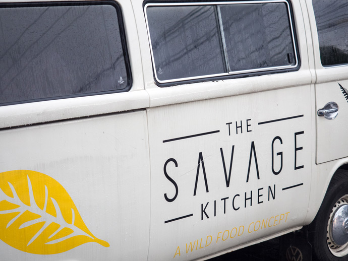 The Savage Kitchen