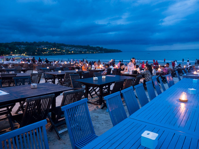 Jimbaran Seafood: Where to eat | Almost Landing - Bali