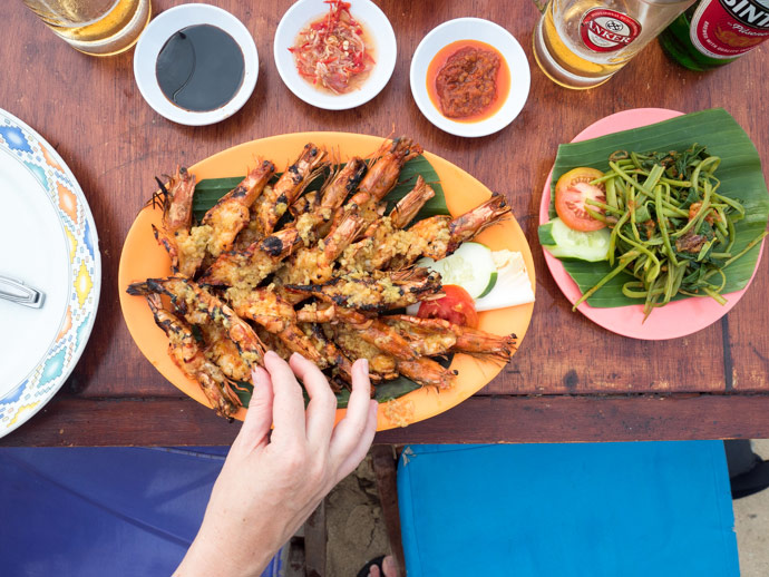 Jimbaran Seafood: Where to eat