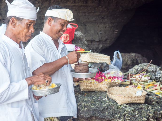 Tanah Lot Blessing