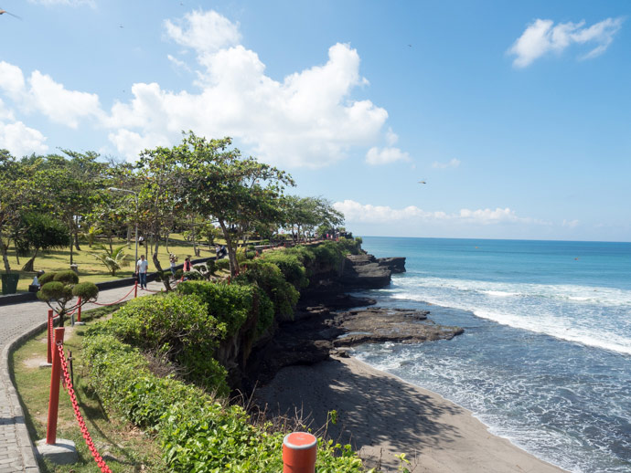Tanah Lot Grounds