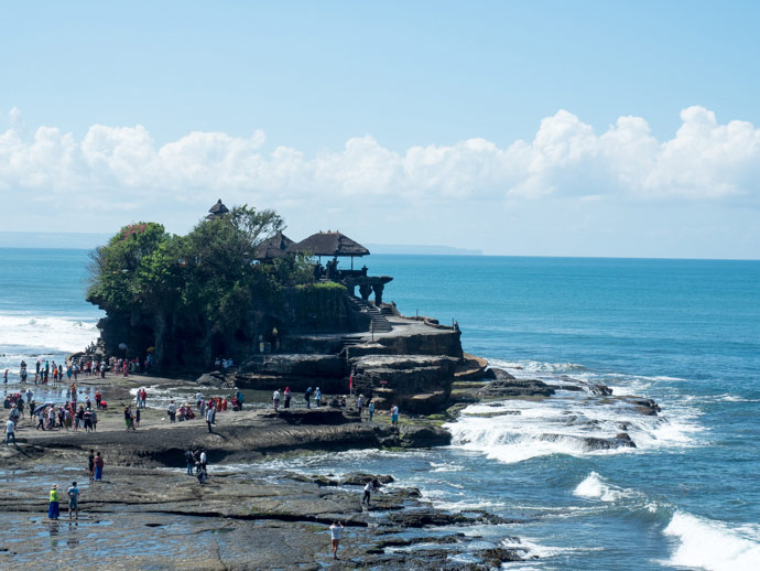 Tanah Lot: Sunset Not Required
