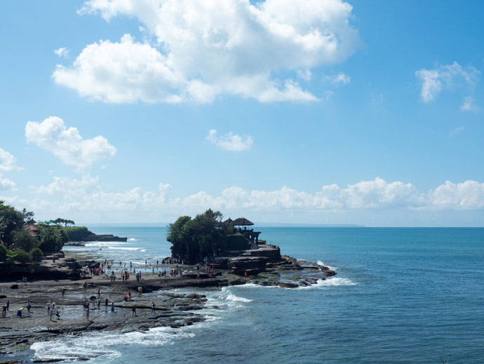 Tanah Lot View