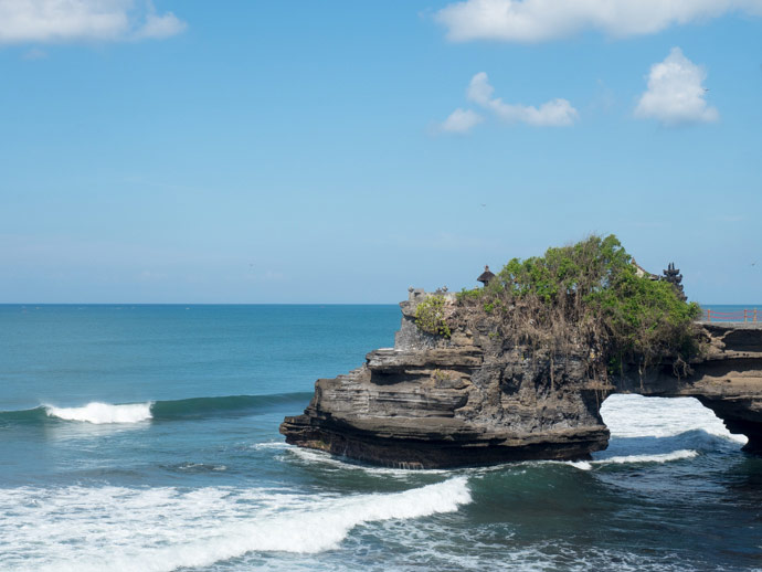 Tanah Lot Waves