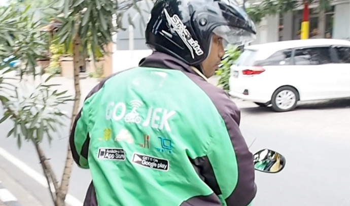 How To Go-Jek In Bali