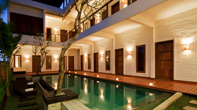 Echoland Bed and Breakfast Canggu