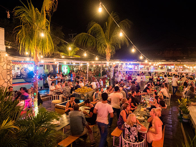 Restaurants In Seminyak Motel Mexicola