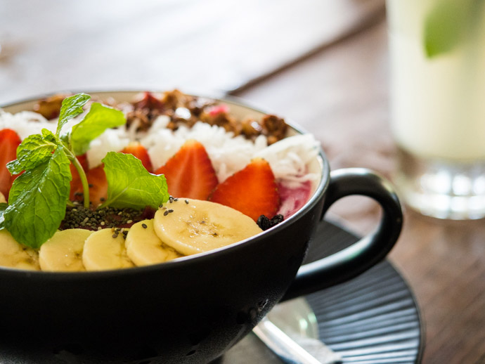 Nook Cafe Sanur Smoothie Bowl