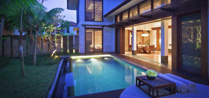 The Villas at Fairmont Sanur