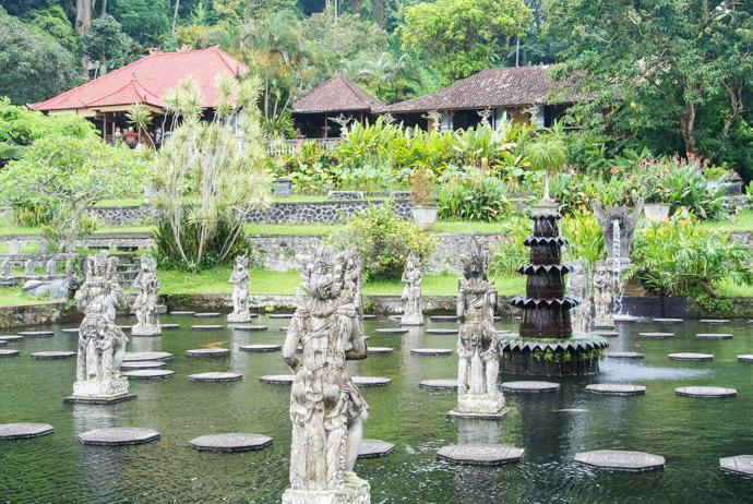 Tirta Gangga Water Palace East Bali