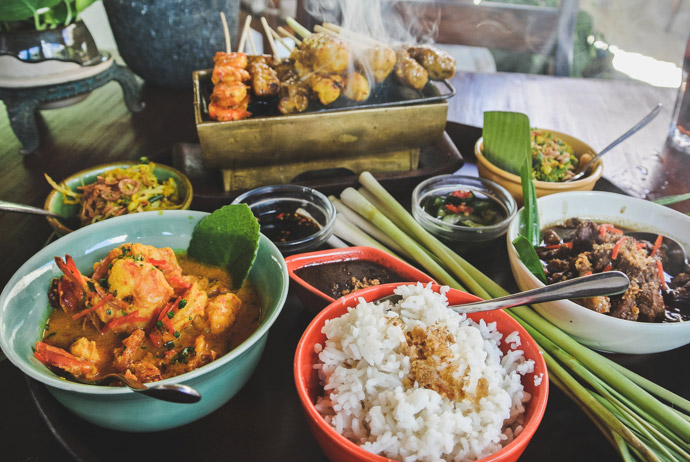 Where To Eat In Nusa Dua: Our 5 Go To Favourites