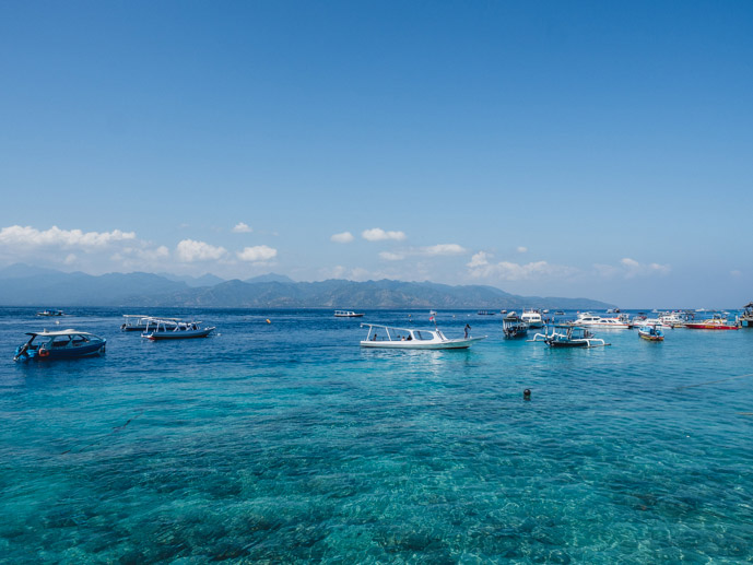 How To Get From Nusa Lembongan To The Gili Islands Lombok