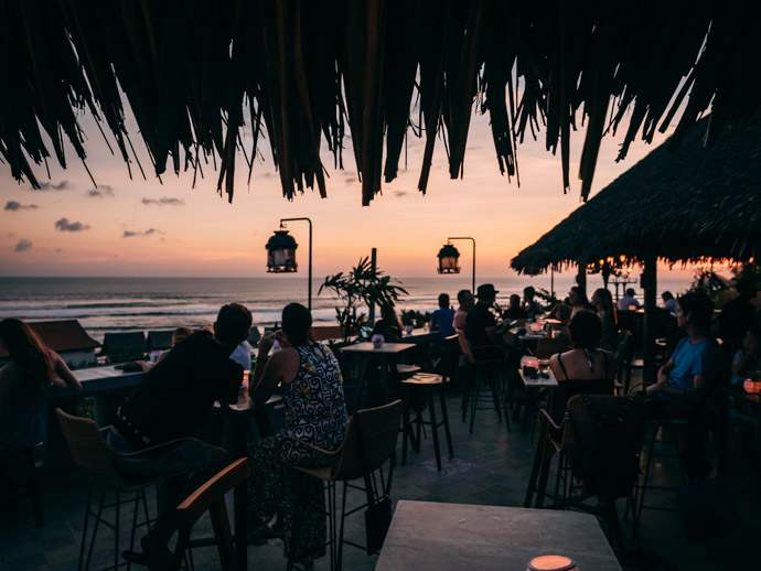 JI Canggu Sunset View