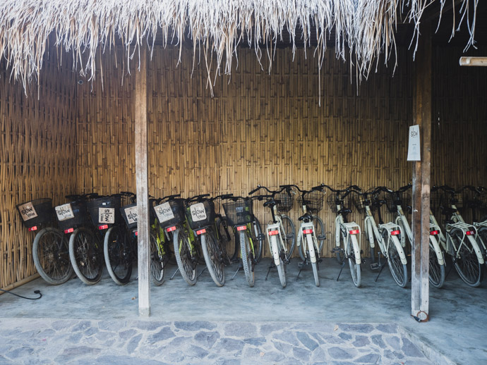 Slow Gili Air Bicycle Hire