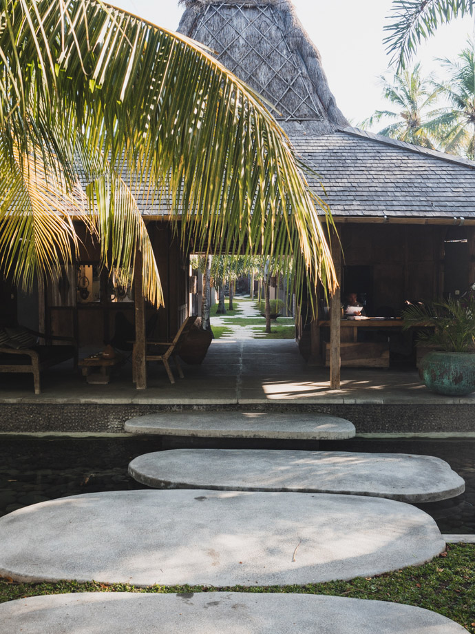 Our Stay At Slow Gili Air Luxury Private Pool Villas