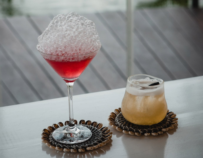 OPIA Bali Cocktails