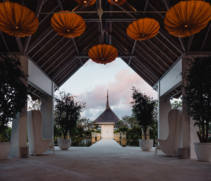 OPIA Bali Wedding Venue Jimbaran