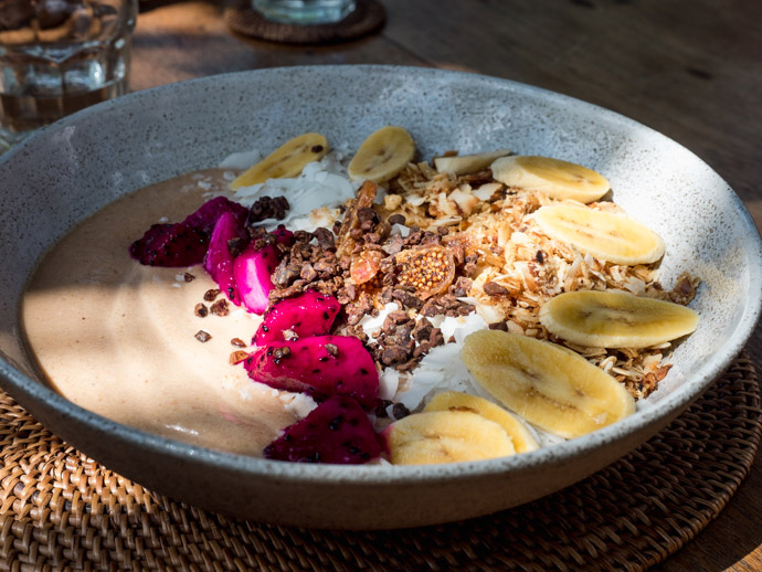 Smoothie Bowl Drifter Cafe Uluwatu