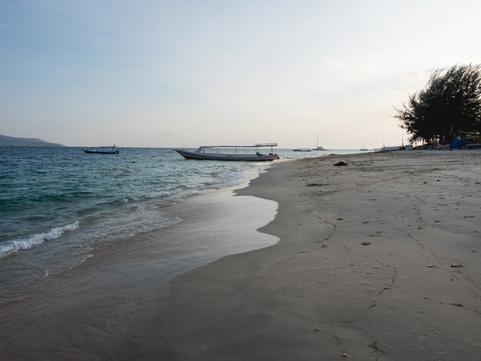 Gili Air Beaches