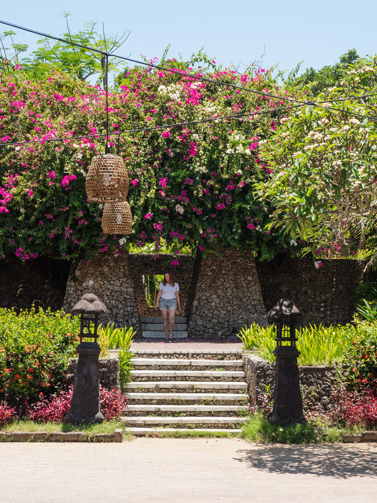 Gardens At Hyatt Regency Sanur