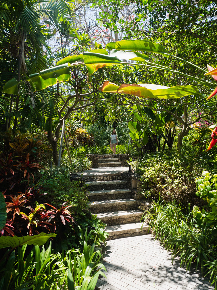 Hotel Garden Walks Hyatt Regency Bali