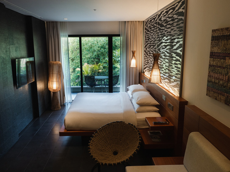 Junior Suite Room Renaissance Bali Uluwatu