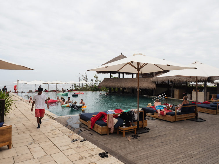 Roosterfish Beach Club Bali
