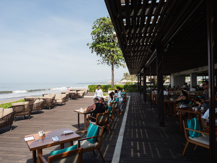Alila Seminyak Breakfast At Seasalt