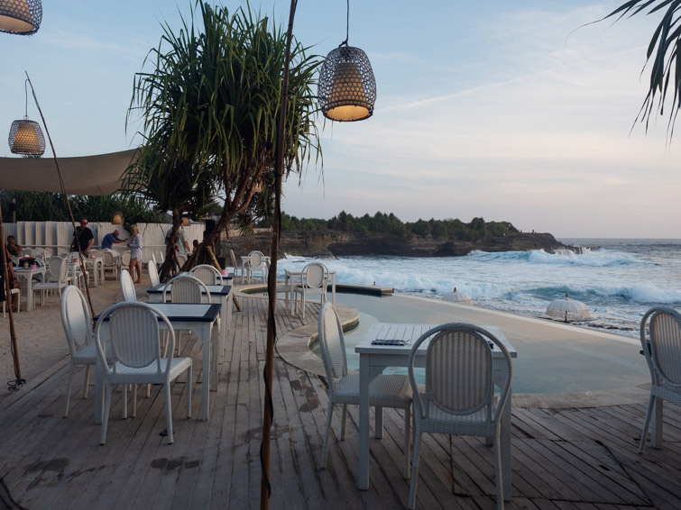 Sandy Bay Beach Club Nusa Lembongan